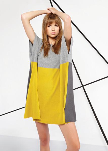 Bridget Dress - Marigold