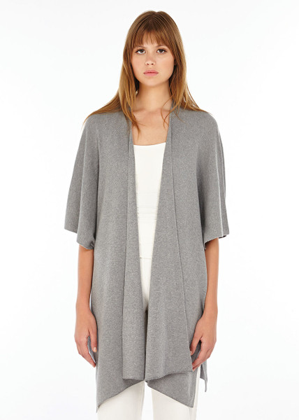 Corinne Duster Coat - Smoke