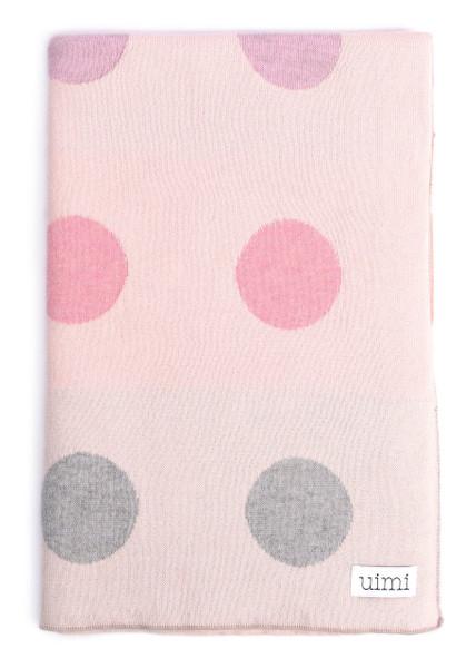 Dorothy Blanket - Fairyfloss (folded)