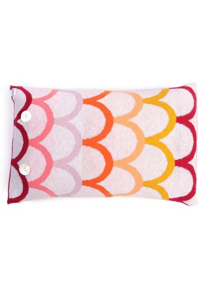 Birdie Blanket - Sherbet