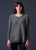 Tabitha Jumper - Army (front)