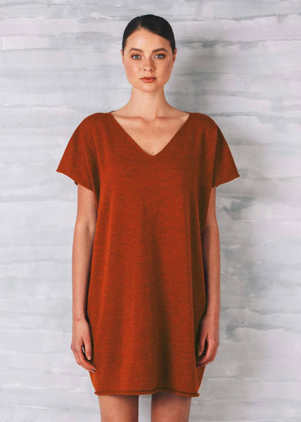 Tully Tunic - Ginger