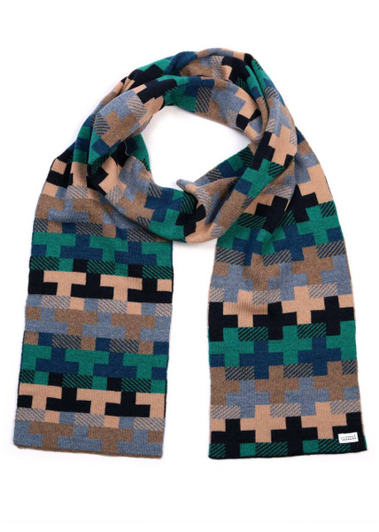Max Scarf - Peacock