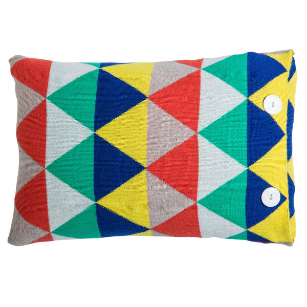 Indiana oblong cushion - Sun