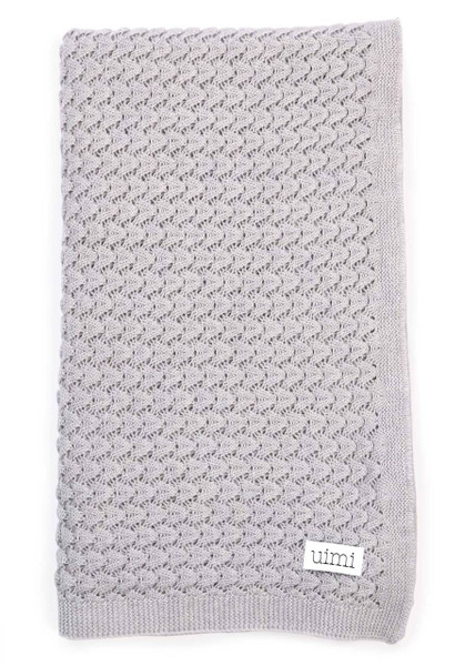 Ruby Blanket - Salt (folded)