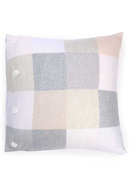 Frankie Cushion - Silver