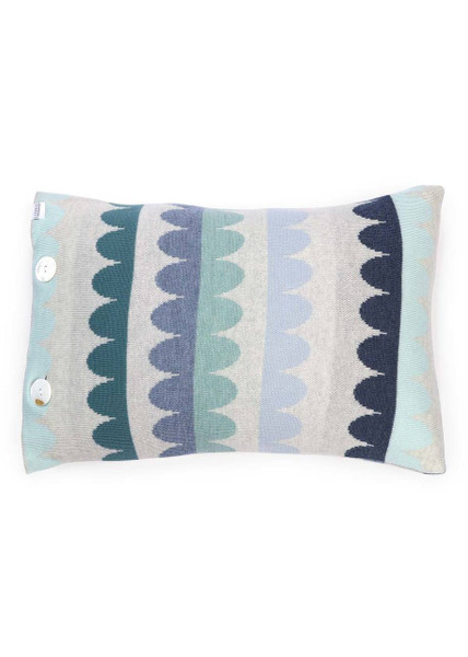 Molly Cushion - Indigo