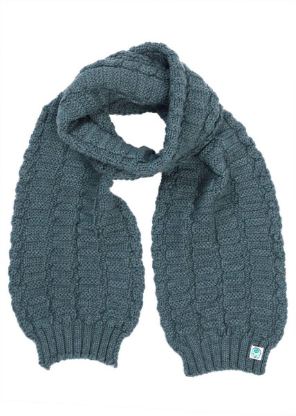 Imogen Kids Scarf - Duck Egg