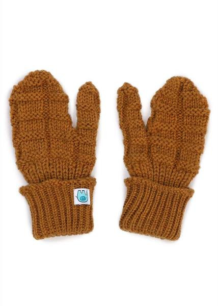 Imogen Kids Mitten - Curry