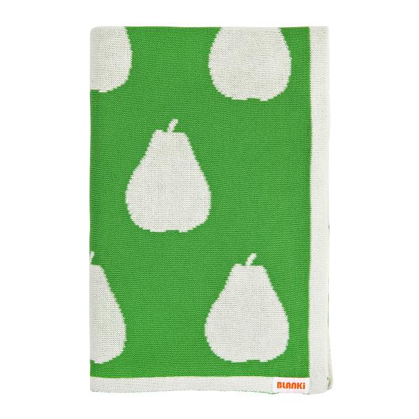 Blanki pairs of pears blanket - Folded