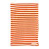 Blanki line them up blanket - Tangerine - Folded