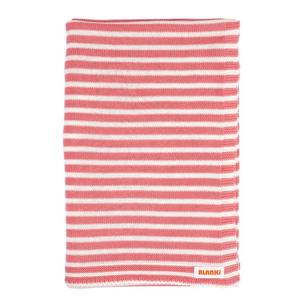 Blanki line them up blanket - Blossom - Folded