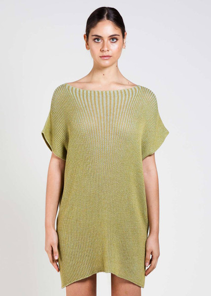 Niki Tunic in Avocado