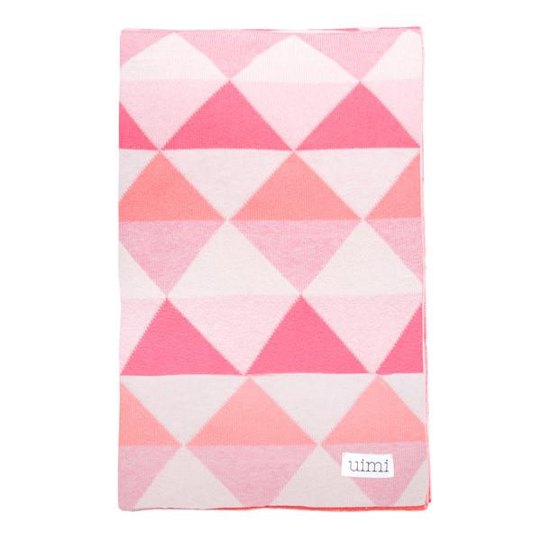 Indiana blanket - Rose