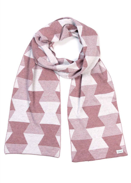 Louella Scarf in Rosewood
