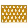 Blanki pairs of pears blanket (gold) - Full