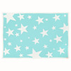 Blanki starry night blanket (aqua) - Full