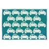 Blanki traffic jam blanket (turquoise) - Full