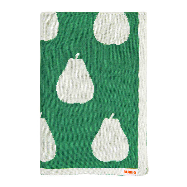 Blanki pairs of pears blanket (emerald) - Folder