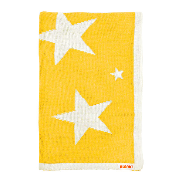 Blanki starry night blanket (sun) - Folded