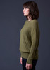 Bellamy Jumper - Fern (side)