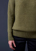 Bellamy Jumper - Fern (detail)