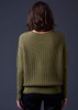 Bellamy Jumper - Fern (back)