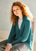 Bellamy Shrug - Teal