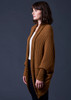 Bellamy Shrug - Cinnamon (side)