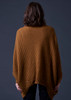 Bellamy Shrug - Cinnamon (back)