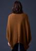 Bellamy Shrug - Cinnamon (back)
