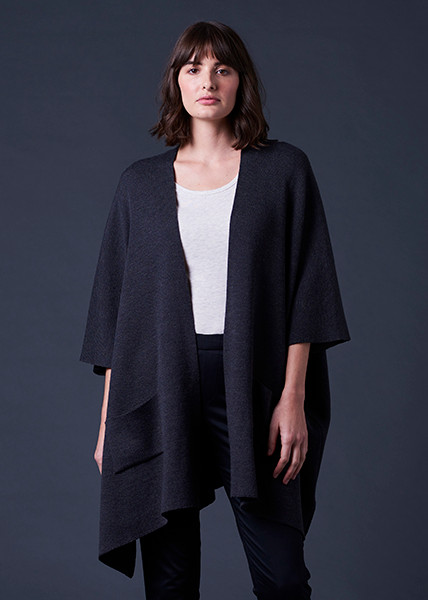 Corinne Duster - Coal (front)
