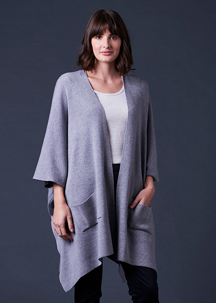 Corinne Duster - Pebble (front)