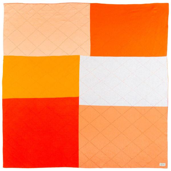 Rocco blanket - Pumpkin