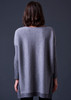 Tabitha Jumper - Pewter (back)