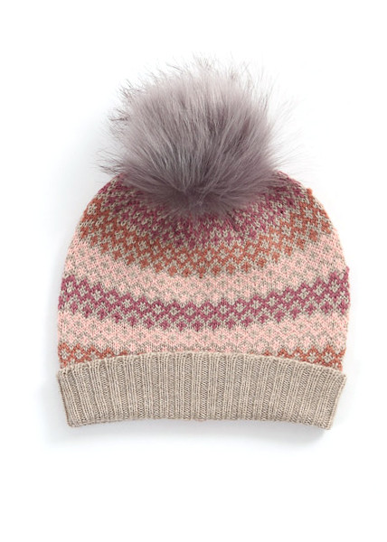 Isla Beanie - Butterscotch