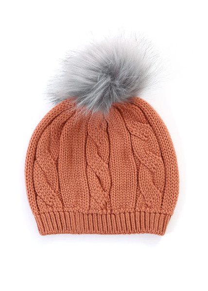 Trinity Beanie - Butterscotch