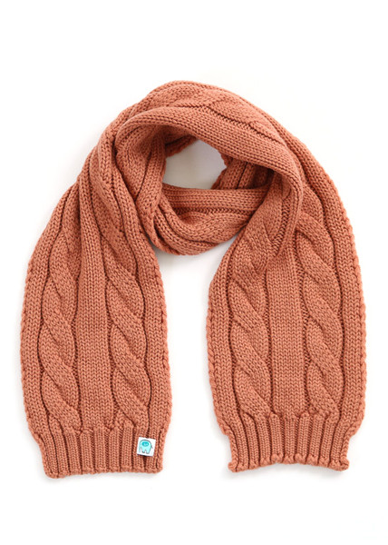 Trinity Scarf  - Butterscotch