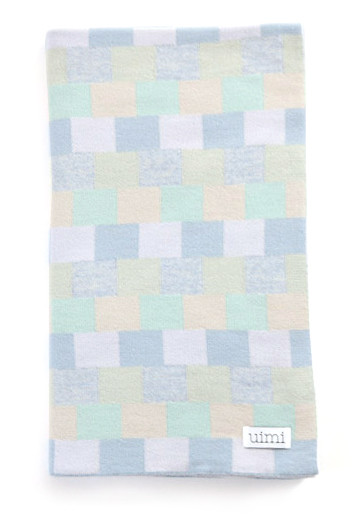 Caris Blanket - Chambray