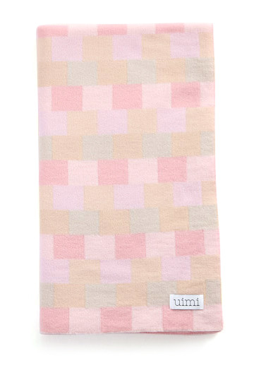 Caris Blanket - Peony