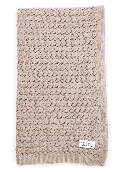 Ruby Blanket - Latte