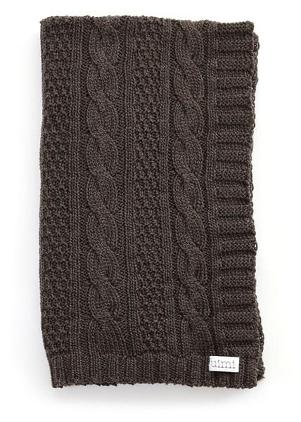 Trinity Blanket - Hazelnut