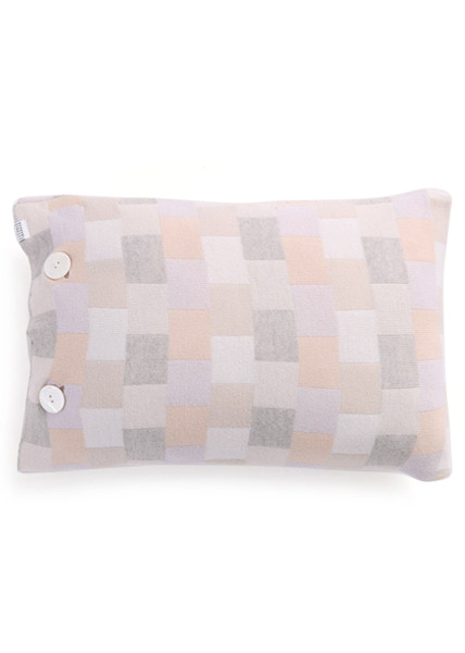 Caris Cushion - Salt