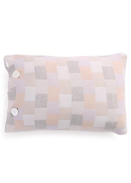 Caris Cushion - Salt