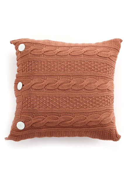 Trinity Cushion - Butterscotch