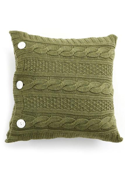 Trinity Cushion - Fern