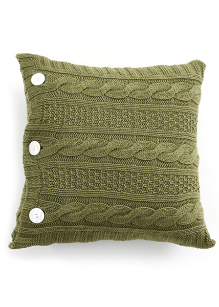 Trinity Cushion - Fern