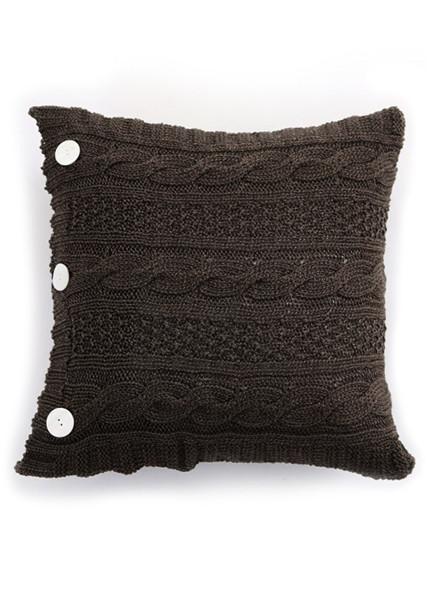 Trinity Cushion - Hazelnut