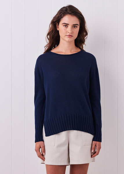 Quinn Jumper - Royal