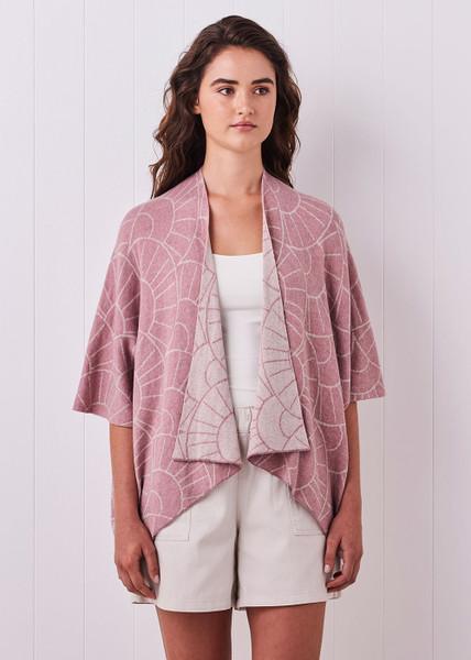 Tansy Kimono - Rosewood